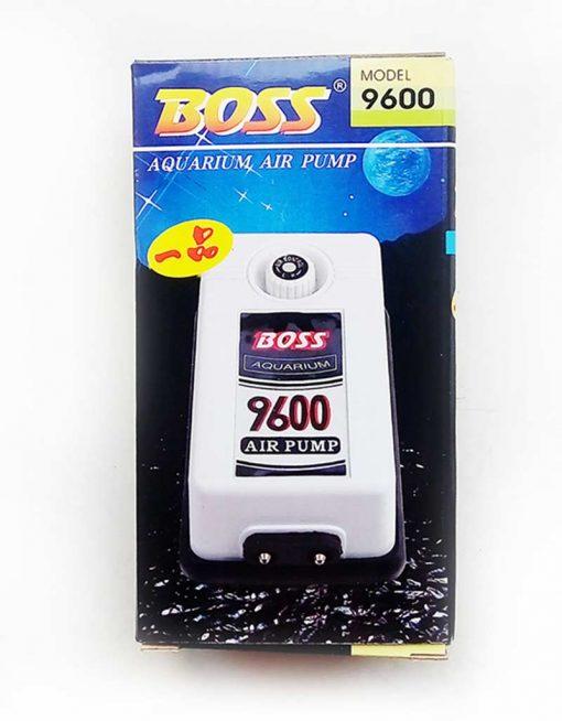 máy sục khí boss 9600