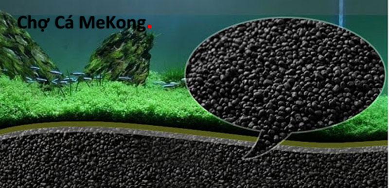 phân nền thủy sinh mekong