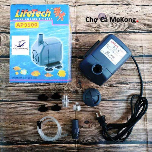 máy bơm nước hồ cá LifeTech ap3500