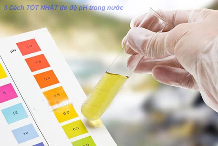 cách sử dụng dung dịch đo pH